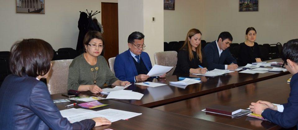 25 января КГУ «Центр занятости населения акимата города Астаны» состоялось совещание по вопросам формализации самозанятых граждан