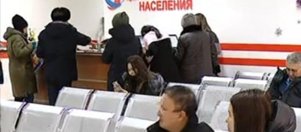 В наш Центр приехал телеканал Казахстан. Тема сюжета — Трудоустройство граждан