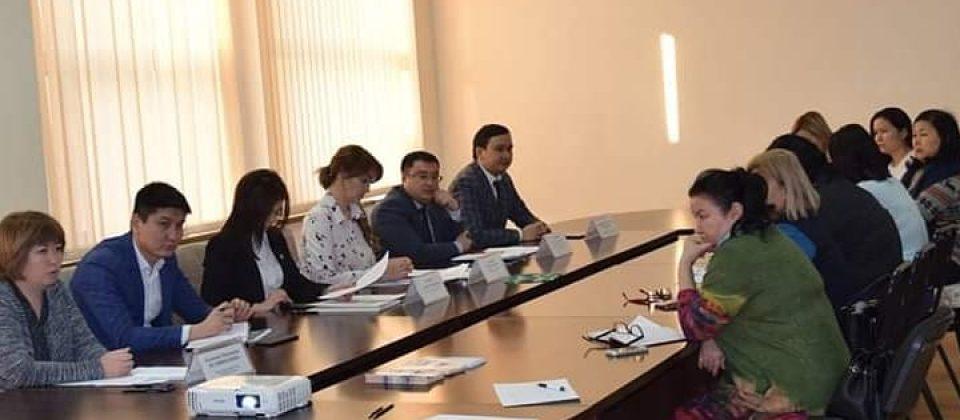 16 января 2019 года в КГУ «Центр занятости населения акимата города Астаны» состоялась встреча с работодателями столицы