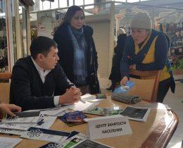 Акиматом города Астаны создана мобильная группа по информированию ЕСП