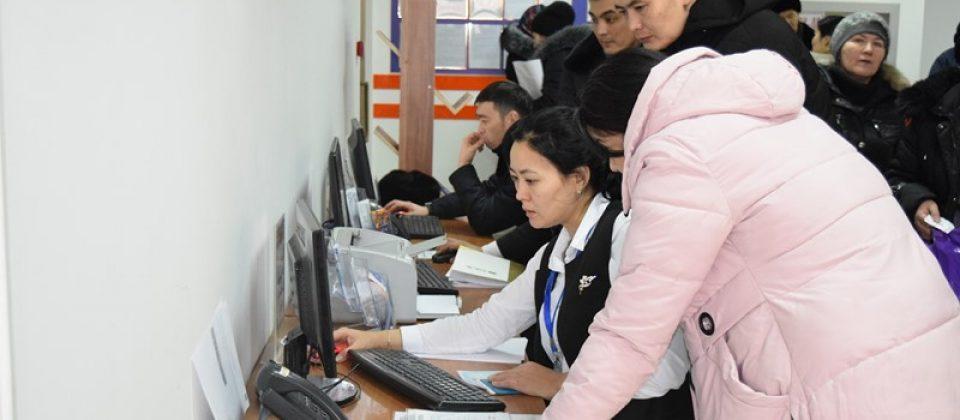 2018 году в Астане свыше 8 тысяч граждан трудоустроились через центр занятости